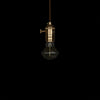 vintage style diamond edison bulb ceiling light