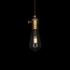 led modern edison bulb ceiling lamp