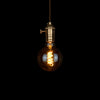 Globe Squirrel-Cage LED Bulb