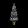 Christmas tree led edison lamp home decor interior design