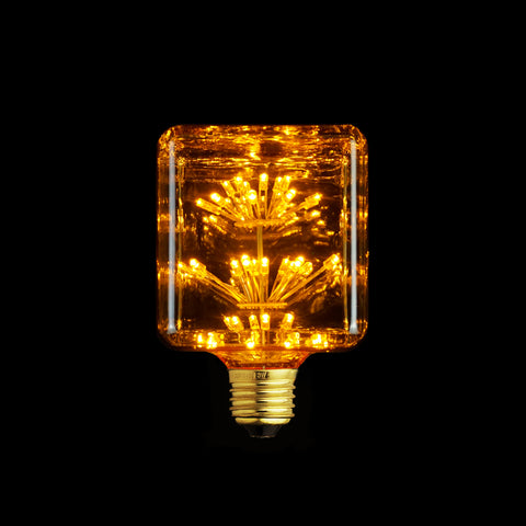 Small Crystal LED Light Bulb