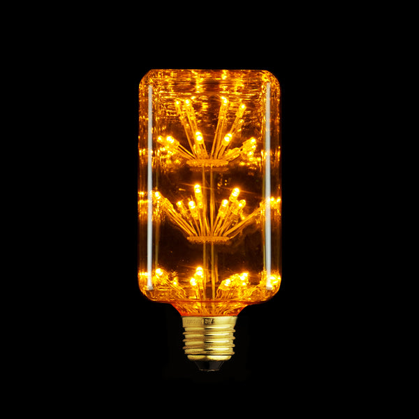 Crystal LED Light Bulb