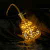 3W LED Pumpkin Fireworks Edison Light Bulb