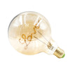 Love Globe LED Light Bulb