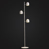 modern large white stand lamp