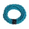 blue twisted cord flex cable lamp accessories
