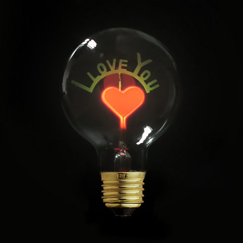 vintage Love Edison Night Light Bulb