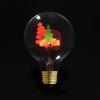 Christmas Tree Night Light Bulb