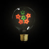 Christmas Star Night Light Bulb