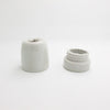 Loft style white Porcelain lamp holder fitting