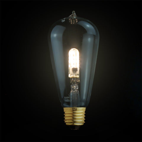 E27 retro modern led edison bulb lamp