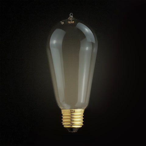 antique decorative E27 led edison teardrop light bulb