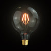 decorative retro globe led edison filament light bulb