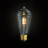 vintage led edison teardrop light bulb