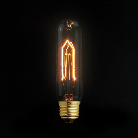E27 industrial dimmable long edison light bulb fixtures