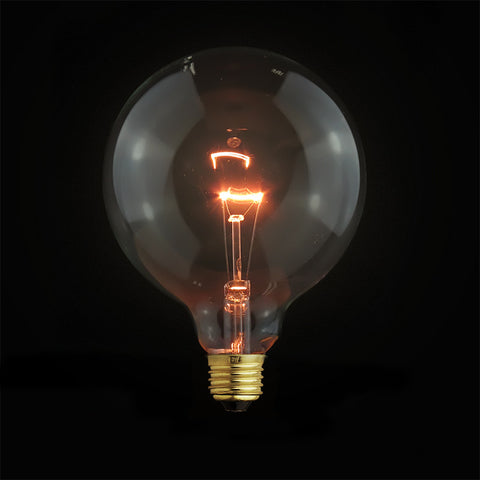 E27 unique small edison globe light bulb