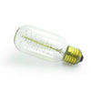 clear edison filament light bulb lamp dimmable