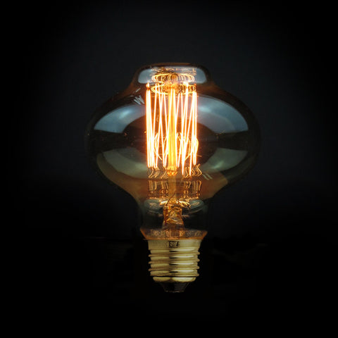 E27 unique vintage dimmable edison light bulb