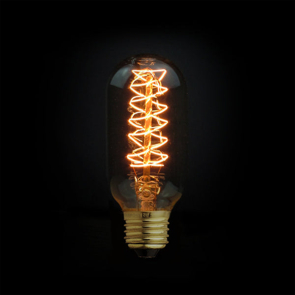 antique edison filament light bulb lamp