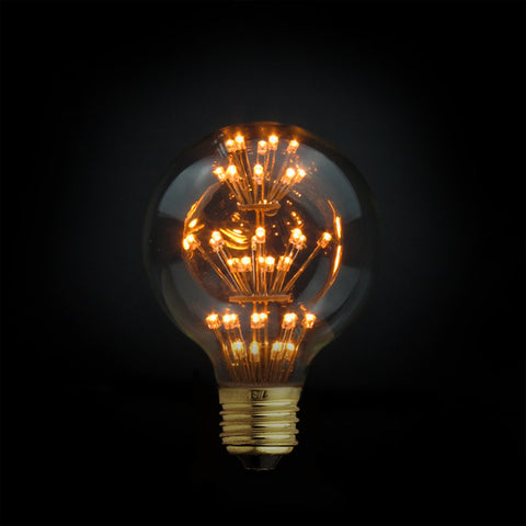 vintage small globe led edison light bulb lamp