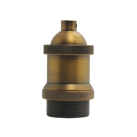 E27 industrial lamp socket wall lamp fixture