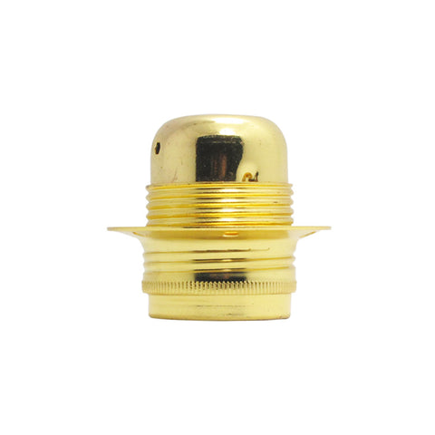 Brass E27 Screw Bulb Holder Lighting Fixture
