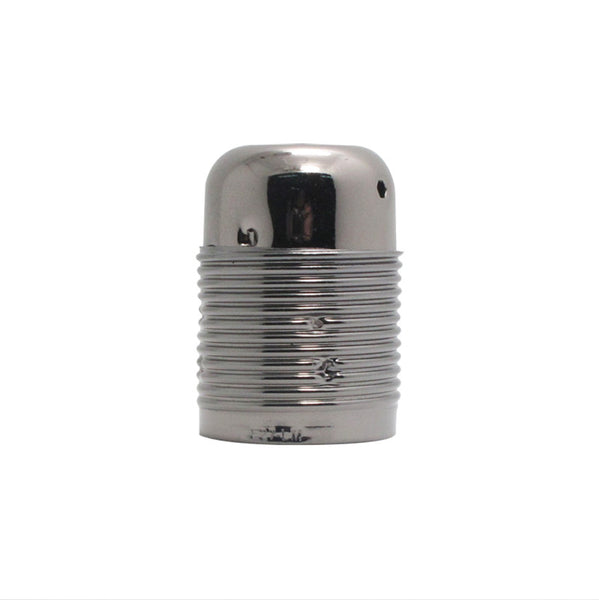 E27 black Edison lamp fitting electrical socket