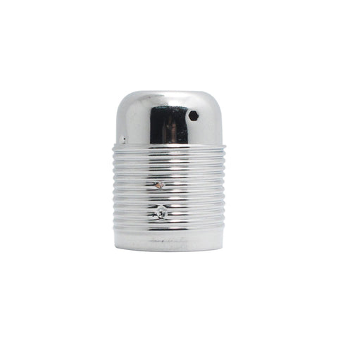 E27 silver vintage Screw Aluminium Alloy lamp holder