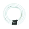 white cord wire lighting accessories