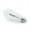 retro led edison clear glass light bulb