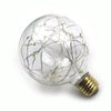 LED Magic Night Bulb Brass Color