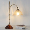 Lona Glass Desk Lamp