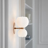 Ilan Wall Glass Sconces