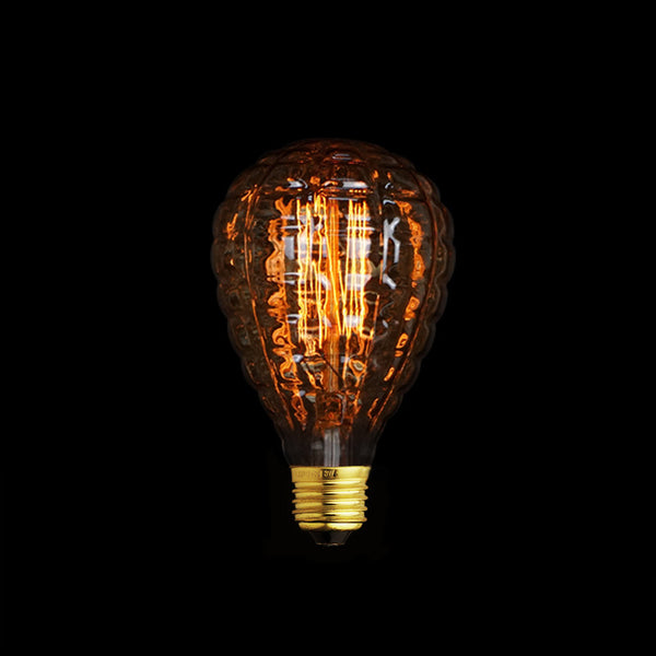 Pineapple Edison Bulb