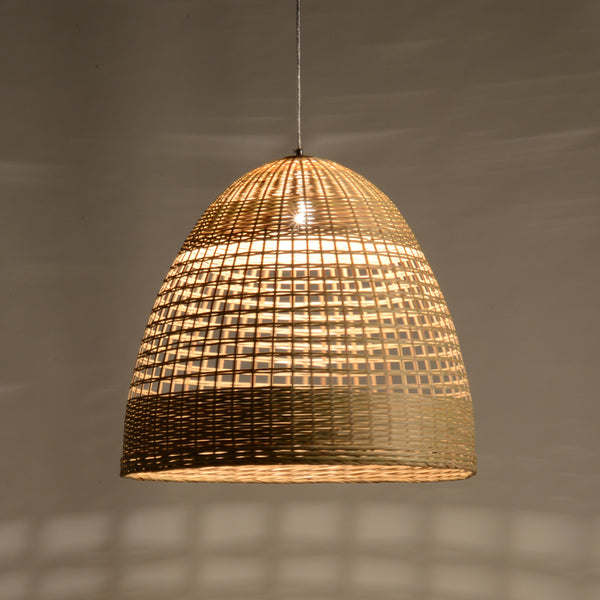 modern bamboo pendant lamp home decor