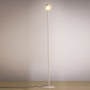 modern industrial white stand light