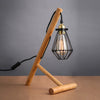 Jabir Table Cage Lamp