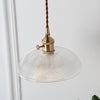 Cass Glass Lamp