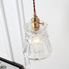 Leda Glass Lamp