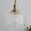 Doria Glass Lamp