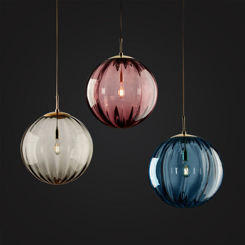 Gaetan Glass Lamp