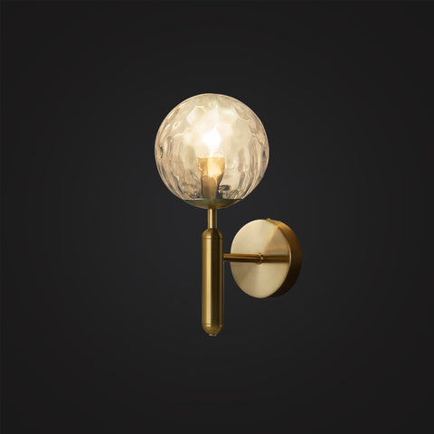 Uther Wall Glass Sconces