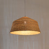 Large Handcrafted Bamboo Hanging Lamp home decor