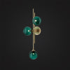 Elba Wall Glass Sconces
