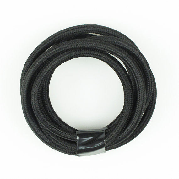 Black Cloth Lighting Flex Cables