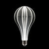 E27 modern led light bulb for unique interior design lighting