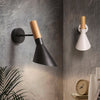 modern black and white wall lamp scandinavia home decoration Hong Kong