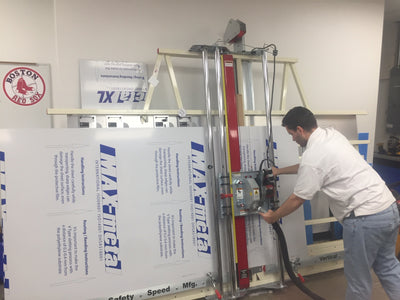 Sign Shop Increases Business with DFC-H5 Saw & Substrate Cutter