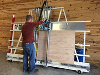 DFC-H5 Panel Saw and Dust Free Cutter Combo