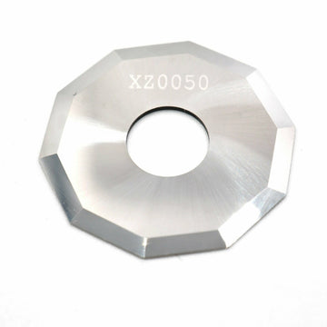 XZ0050 3.5mm Rotary Blade ESKO/ KONGSBERG KNIFE BLADES/Double-Edge Flat and Rota Cut Blades